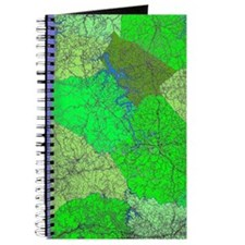 Lake Cumberland Map Journal