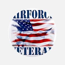 "Airforce Veteran copy 3.5"" Button"