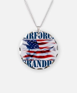 Airforce Grandpa Necklace