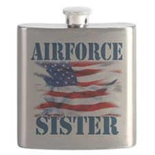 Airforce Sister Flask
