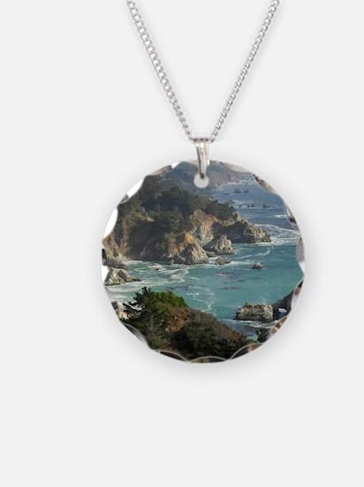 California coast Necklace