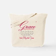 Grace - Chorus Tote Bag