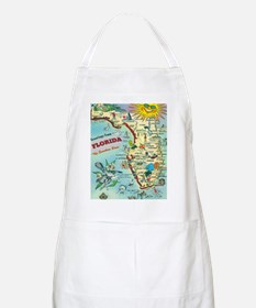Vintage Greetings from Florida Apron