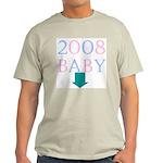 Baby 2008 Light T-Shirt