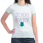 Baby 2008 Jr. Ringer T-Shirt