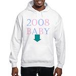 Baby 2008 Hooded Sweatshirt