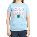 Baby 2008 Women's Light T-Shirt