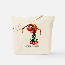 Shrimp Louise Tote Bag