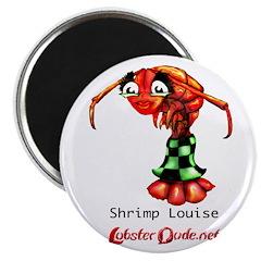 Shrimp Louise Magnet