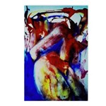 Nude Watercolor Postcards (Package of 8)