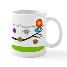 Retired Social worker A Mug