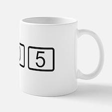 305 Calc Style Mug
