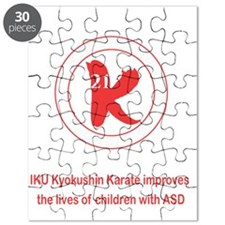 Kid Strong Foundation Puzzle