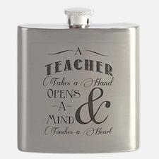Teachers open minds Flask