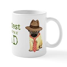 pug dad Mug