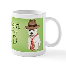 westie dad Mug