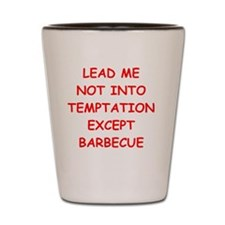 barbecue Shot Glass