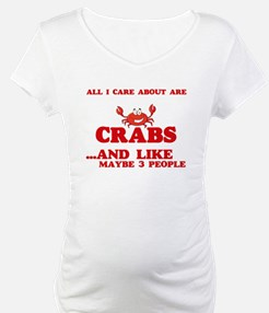 All I care about are Crabs Shirt