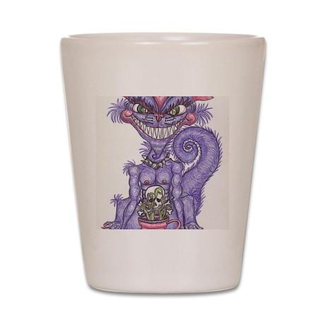 CheshireGremlin Shot Glass