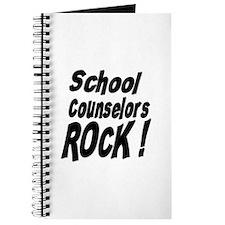 School Counselors Rock ! Journal