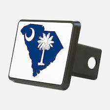 South Carolina State Flag  Hitch Cover