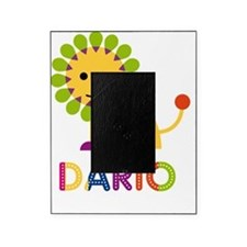 Dario Loves Lions Picture Frame