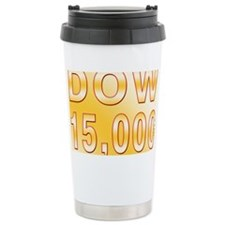 DOW 15000 Travel Coffee Mug