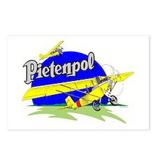 PIETENPOL Postcards (Package of 8)