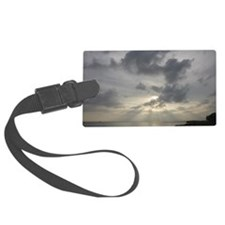 Sunset Sunbeams Luggage Tag