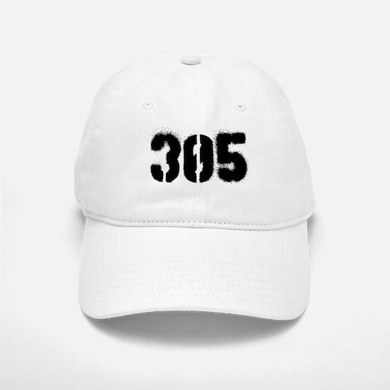 305 Barrio Style Baseball Baseball Cap