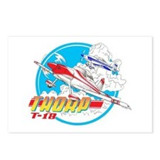 THORP T-18 Postcards (Package of 8)