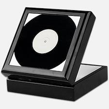 White Label Keepsake Box