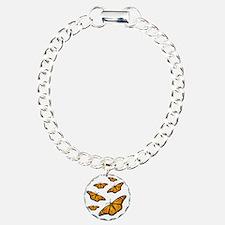 Monarch Butterflies Bracelet