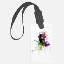 RockNRoll Luggage Tag