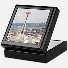 The Original 1962 Seattle Space Needl Keepsake Box