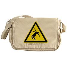 In Case of Lighting, Limbo Messenger Bag
