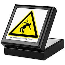 In Case of Lighting, Limbo Keepsake Box