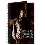Frank black Journals & Spiral Notebooks