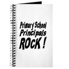 Primary School Principals Rock ! Journal