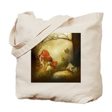 Fairy Woodlands 4 Tote Bag