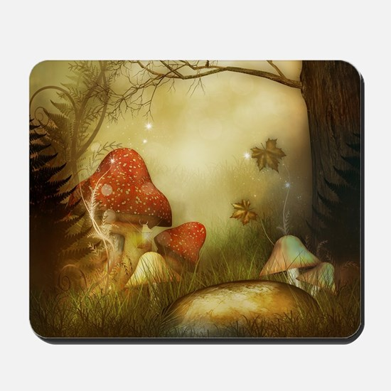 Fairy Woodlands 4 Mousepad