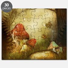 Fairy Woodlands 4 Puzzle