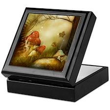 Fairy Woodlands 4 Keepsake Box