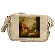 Fairy Woodlands 4 Messenger Bag