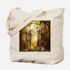 Fairy Woodlands 8 Tote Bag