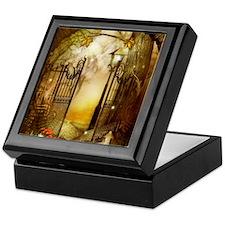 Fairy Woodlands 8 Keepsake Box