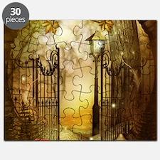 Fairy Woodlands 8 Puzzle