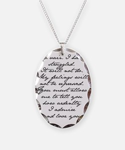7 Jane Austen Prop... Necklace