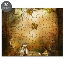 Fairy Woodlands 1 Puzzle