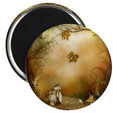 Fairy Woodlands 1 Magnet